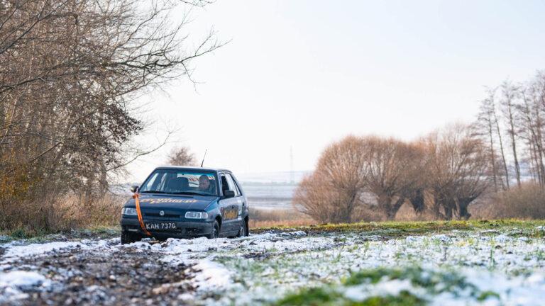 Rafał grzebin gruz rally tropht